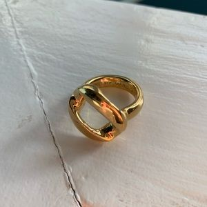 Marc by Marc Jacobs Gold Ring